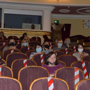 Робоча зустріч колективу театру