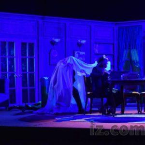 В запорожском театре появилось привидение