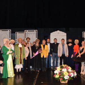 До Міжнародного дня театру