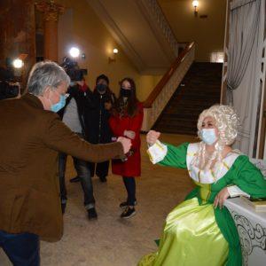 Візит  Міністра культури та інформаційної політики України Олександра Владиславовича Ткаченко