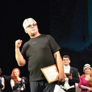 Привітали з ювілеєм заслуженого артиста України