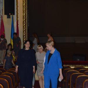 Робочий візит голови Запорізької обласної ради